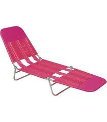 cadeira espreguiçadeira pvc