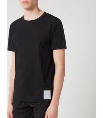 satisfy men's justice short sleeve t-shirt - black - l