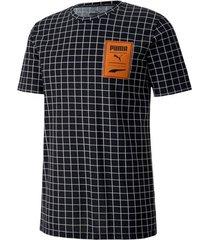 t-shirt korte mouw puma 597885