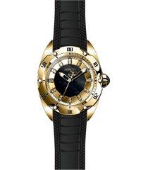reloj invicta negro modelo 290gr para mujer, colección venom