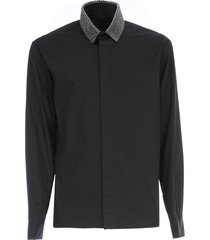 haider ackermann shirt l/s hand embroidery