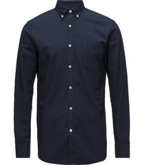 collect shirt ls r noos h skjorta casual blå selected homme