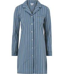 randig pyjamasskjorta