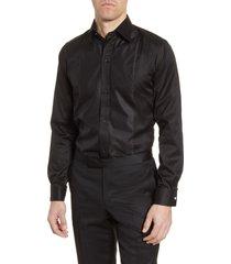 men's eton contemporary fit tuxedo shirt