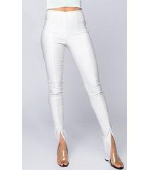 akira full of secrets split front trouser