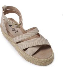 oxford lucia beige