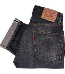 levi's vintage 1967 505 selvedge jeans - cosmos 67505-0116