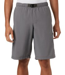 columbia men's palmerston peak quick-dry upf 50 textured poplin shorts