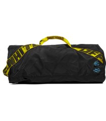 off-white patches nylon duffle bag