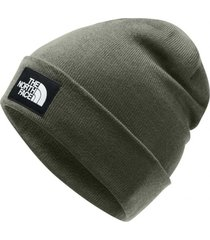 gorro dock worker recycled verde the north face