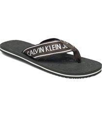beach sandal institutional pes shoes summer shoes sandals blå calvin klein