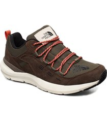 m mountain sneaker 2 shoes sport shoes outdoor/hiking shoes brun the north face