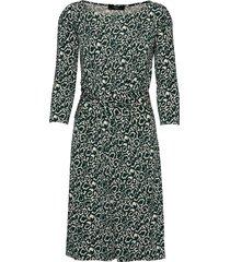 acume knälång klänning grön weekend max mara