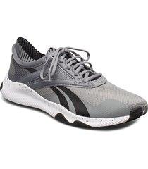 reebok hiit tr shoes sport shoes training shoes- golf/tennis/fitness grå reebok performance