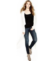 ozzy draped cardigan wear 2 ways - l natural