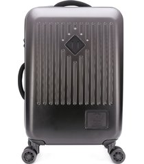 herschel supply co. trade carry-on suitcase - grey