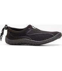 scarpa da bagno (nero) - fashy