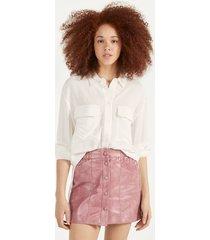 blouse met krokomotief