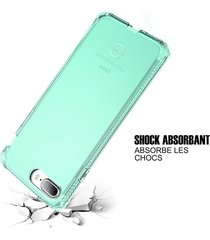 estuche protector itskins iphone 7 - verde