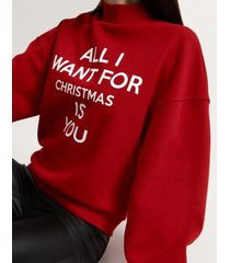 bluza all i want for christmas is you