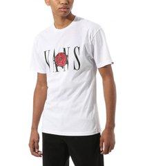 t-shirt korte mouw vans kw classic rose s