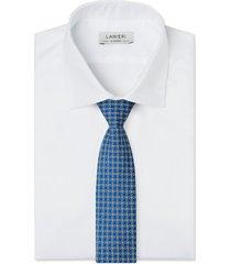 cravatta su misura, lanieri, vienna blu, quattro stagioni | lanieri
