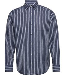 errico shirt 5212 overhemd casual blauw nn07