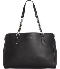kate spade new york cobble hill andee leather satchel