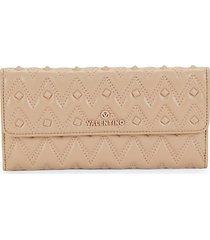 julius sauvage rockstud quilted clutch wallet