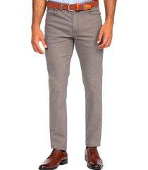 pantalón semi formal gris guy laroche