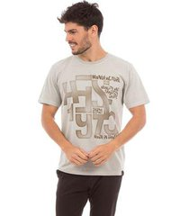 camiseta aes 1975 traditional masculina