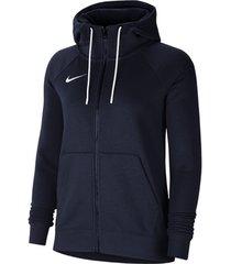 sweater nike park 20 fleece fz hoodie women