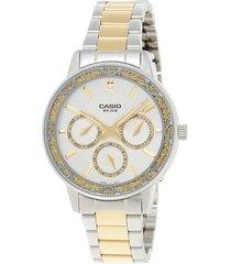 reloj casio kcasltp-2087sg-7a-multicolor