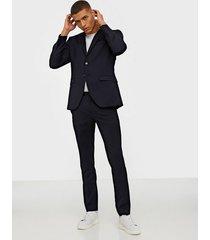 selected homme slhslim-mylobill navy kavajer & kostymer
