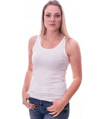 claesens women singlet white (cl 8018 )