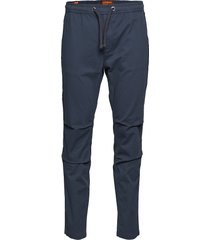 core utility pant trousers cargo pants blå superdry