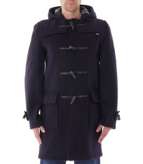 gloverall morris jacket - navy mc5312ct