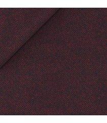 giacca da uomo su misura, lanificio ermenegildo zegna, lana cashmere spigato bordeaux, autunno inverno   lanieri