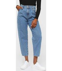 jeans jacqueline de yong celeste - calce holgado