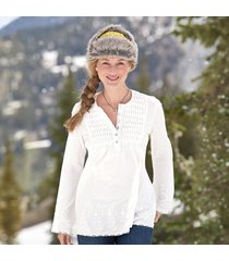 beatrice knit tunic
