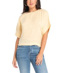 synergy organic clothing opal top