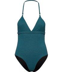 kelly swimsuit baddräkt badkläder blå underprotection