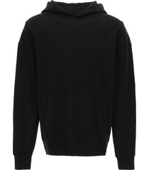 a-cold-wall loopback cotton hoodie