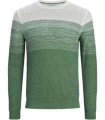 jack & jones men's pullover sweater crew neck