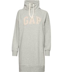 gap lurex emb fnl dress kort klänning grå gap