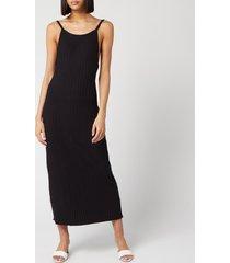 simon miller women's matomi dress - black - s