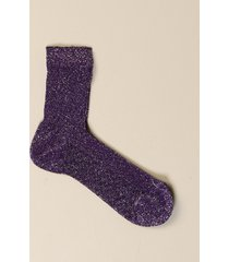 missoni socks missoni lurex knit socks