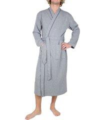 carl ross badjas jersey kimono kraag