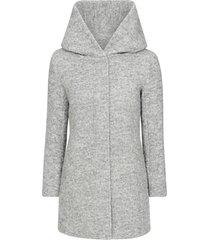 kappa onlsedona boucle wool coat