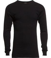 t-shirts 1/1 ærme underkläder svart dovre